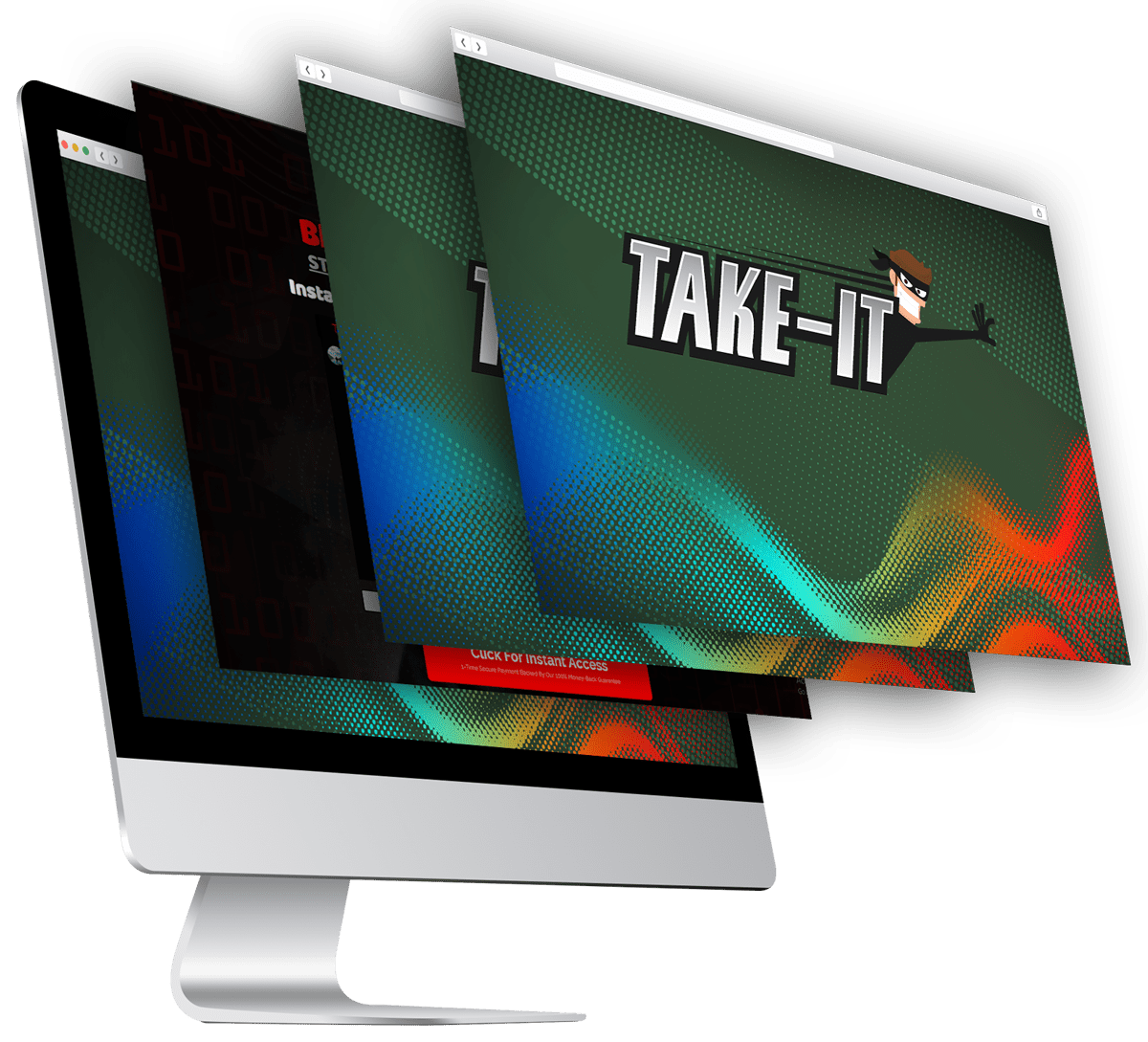 Take It Review | Clone any Page and Steal Viral Traffic For Your Own Offers 15